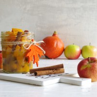 PUMPKIN & APPLE CHUTNEY
