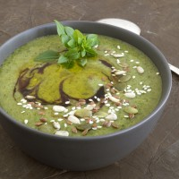 SPICY SPINACH SOUP